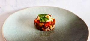 Portobello lasagne