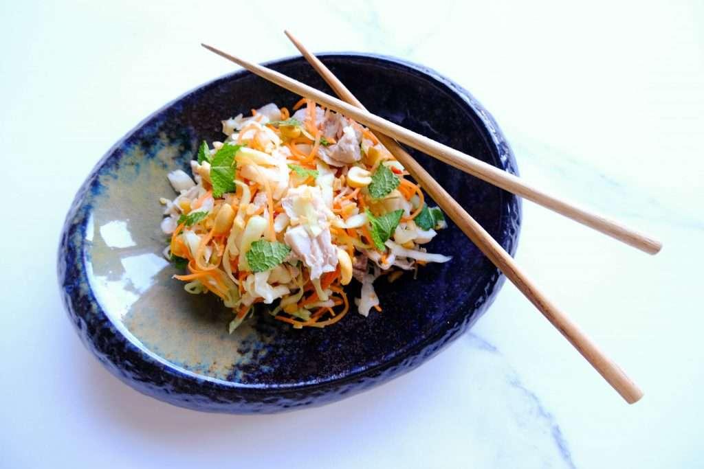Vietnamese Kipsalade
